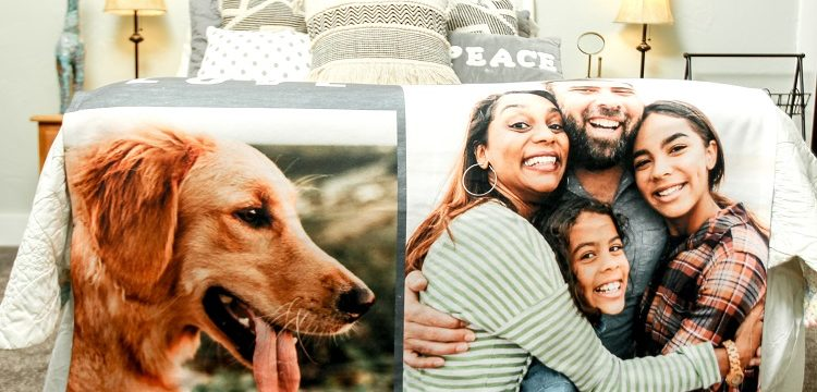 Snuggle Up with Our Top 10 Photo Blanket Ideas