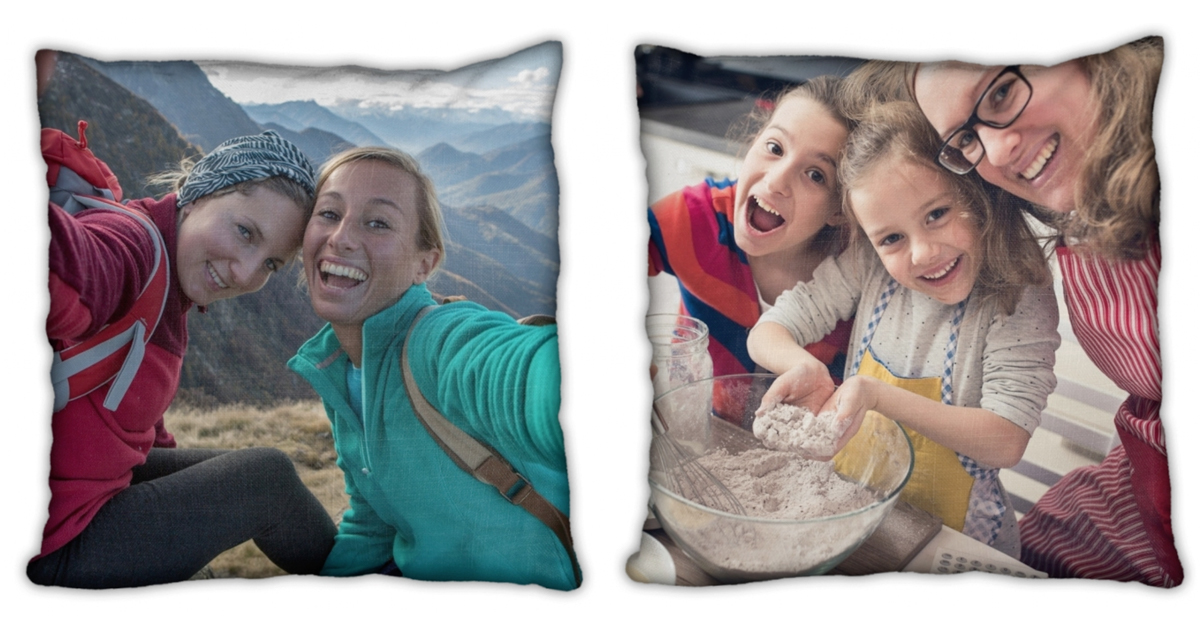 Introducing the Selfie Pillow