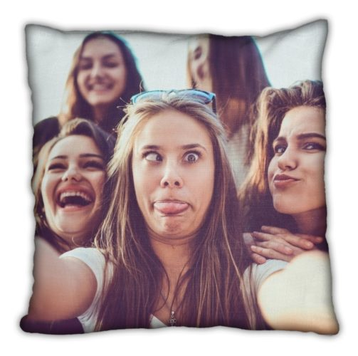 Custom Photo Throw Pillows