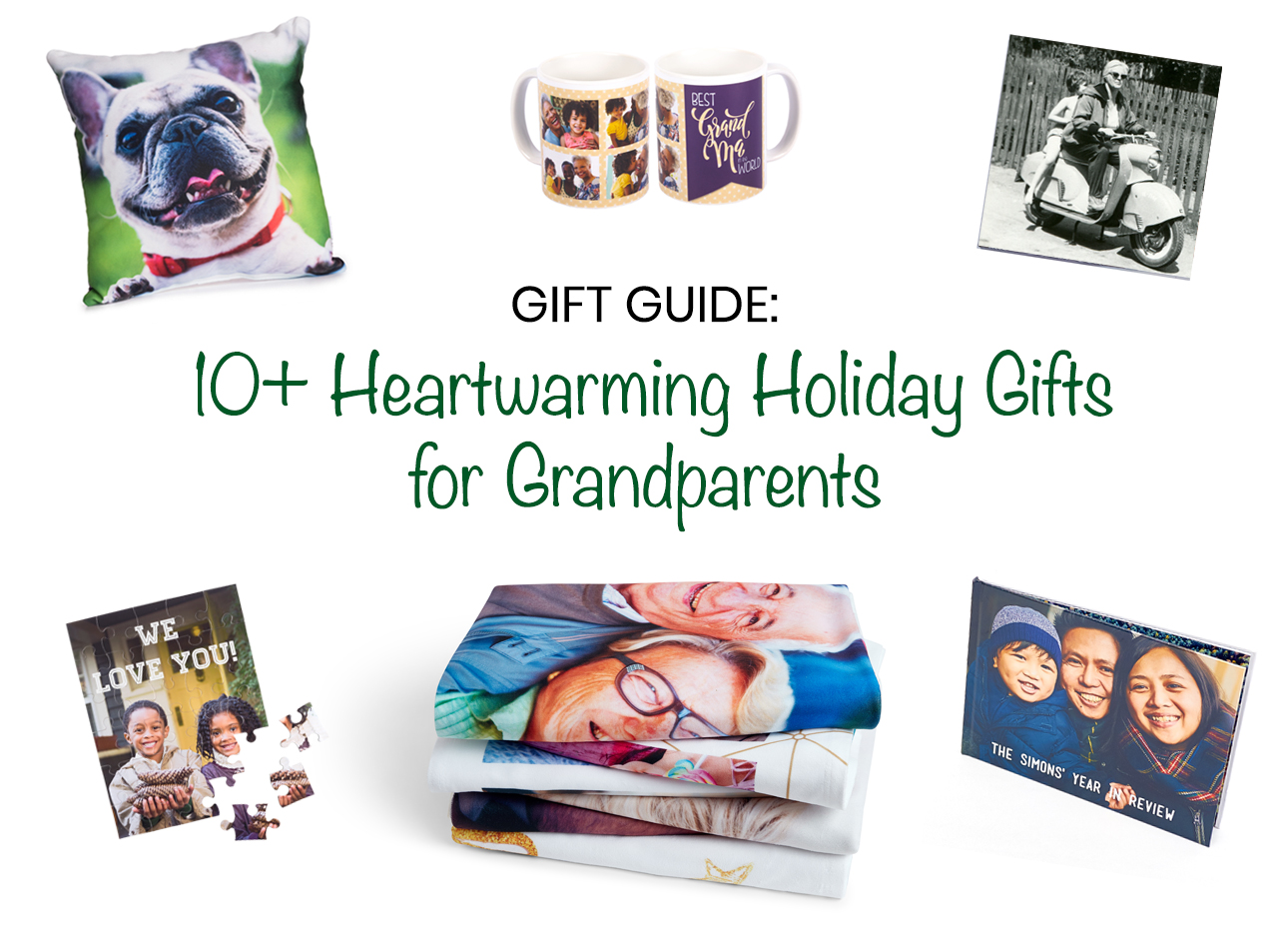 Gift Guide: Holiday Gifts for Grandparents