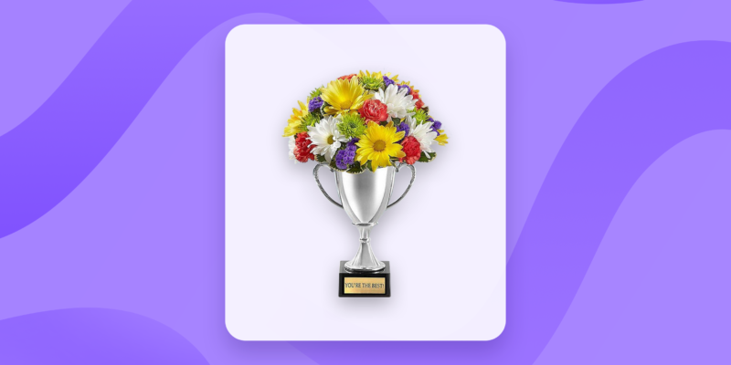 Flowers (Professional Day Gifts)