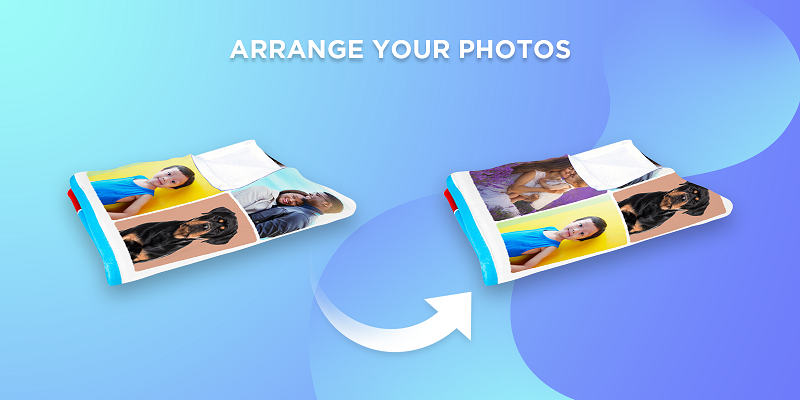 arrange your photos