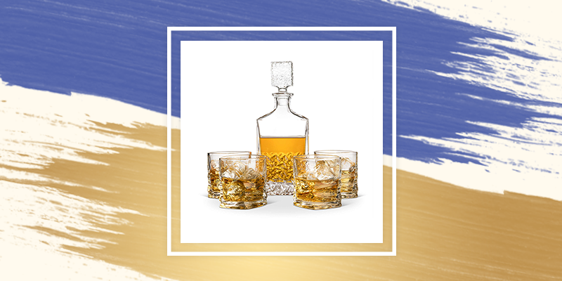 Premium Whiskey Set for Your Father in Law's Retirement
