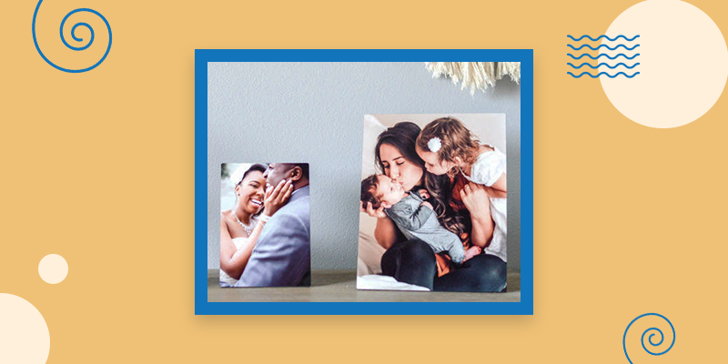 Collage.com Custom Photo Plaques