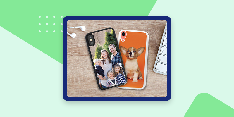 Collage.com Phone Cases (Sentimental Gifts for Coworkers)