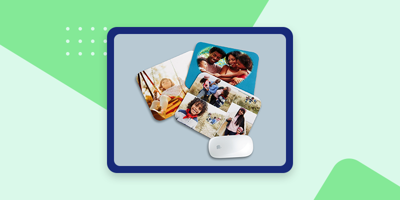 Collage.com Photo Mousepads (Sentimental Gifts for Coworkers)