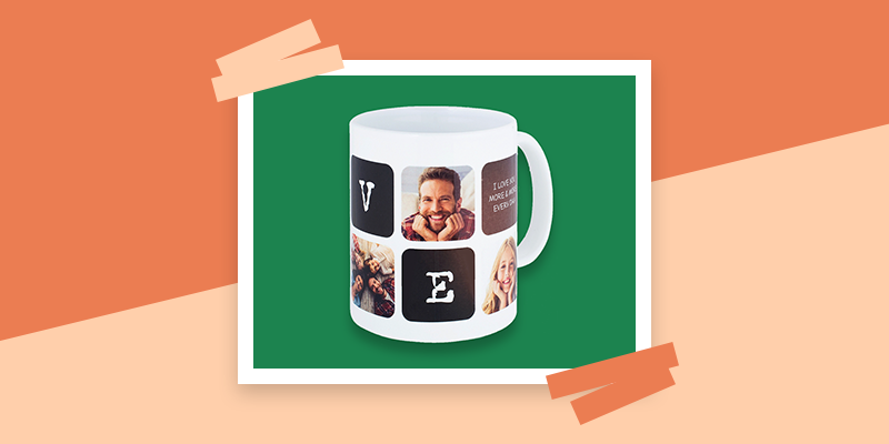 Collage.com Photo Mugs Perfect Thank You Gift for Friends and Family