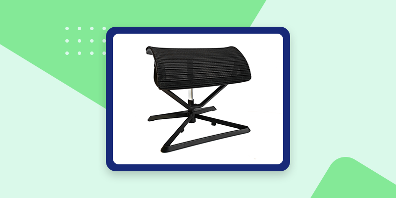 Ergonomic Footrest (Unique Office Gifts)
