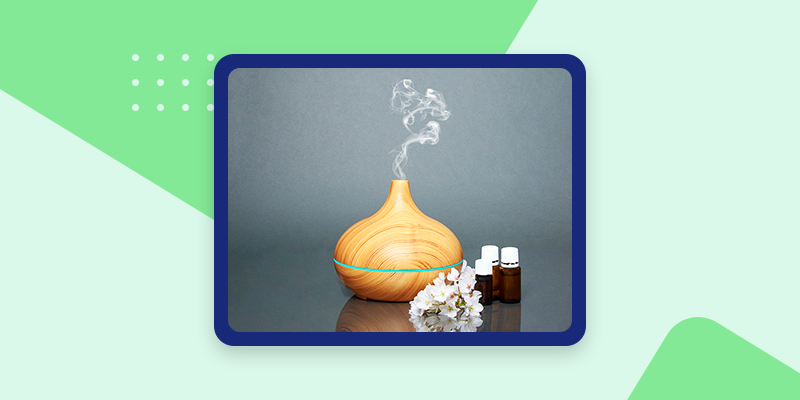 Essential Oil Diffuser  (Quick and Easy)