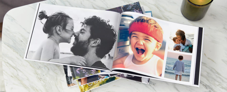 The New Collage Photo Book Experience