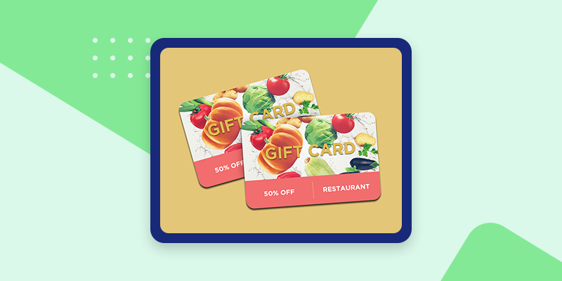 Gift Card to Favorite Lunch Spot (Quick and Easy)