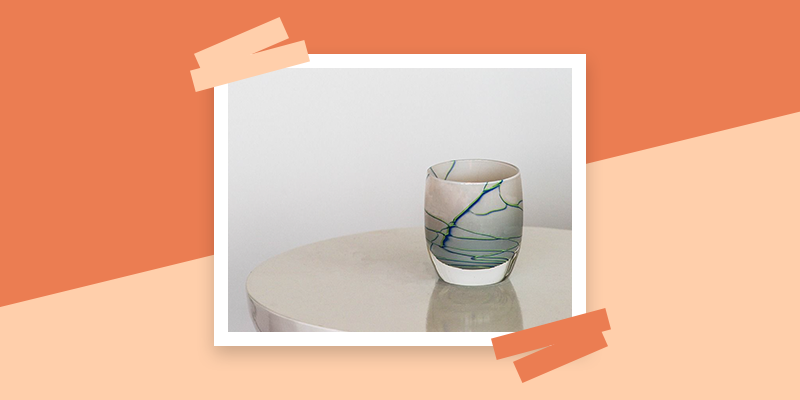 Glassybaby Votive Holder (Thoughtful Thank You Gifts for Her)