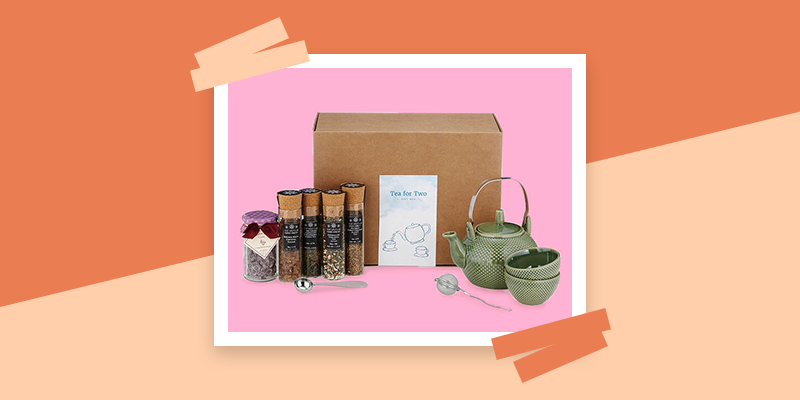 Gourmet Tea Set (Thoughtful Thank You Gifts for Her)