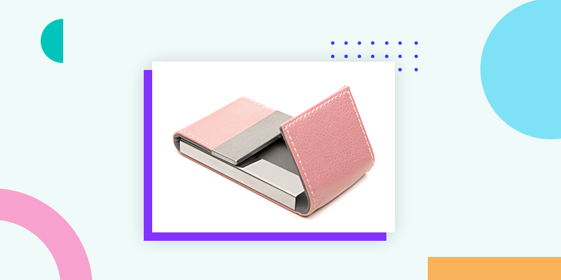 Business Card Holder (Practical Gift Idea)