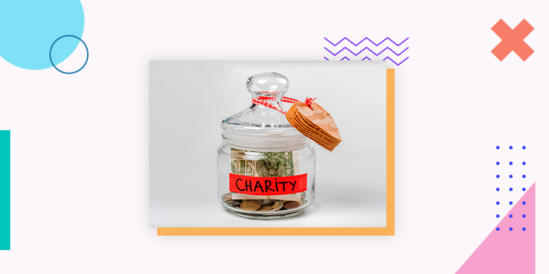 Charity Donation (Last Minute Family Reunion Gift Ideas)