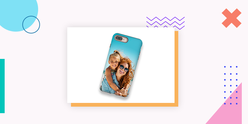 Collage.com Custom Photo Phone Case (Personalized Family Reunion Gift)
