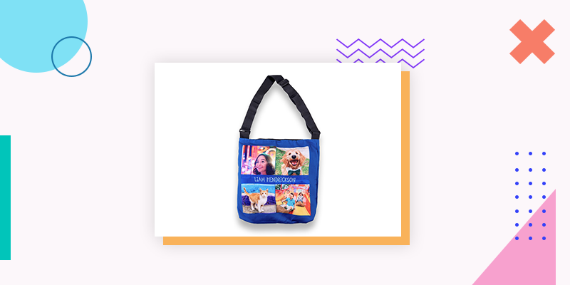 Collage.com Custom Photo Tote Bags (Personalized Family Reunion Gift)