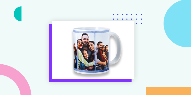 Collage.com Photo Mugs (Personalized Small Gift Ideas for Coworkers)