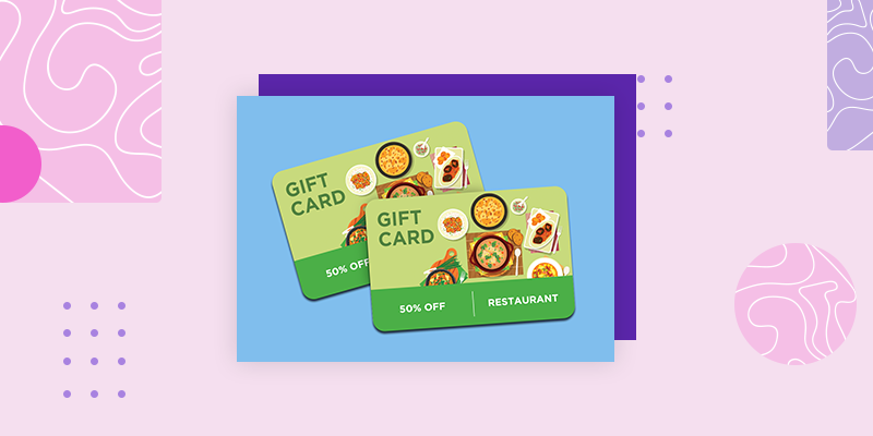 Gift Card to Nearby Restaurant (Last Minute Housewarming Gifts)