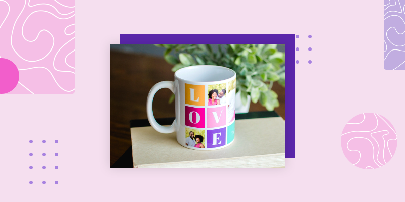Photo Mugs from Collage.com (Personalized Housewarming Gifts for Someone Who Has Everything)