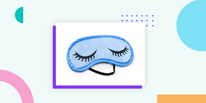 Rejuvenating Eye Mask (Relaxation Gift for Coworkers)
