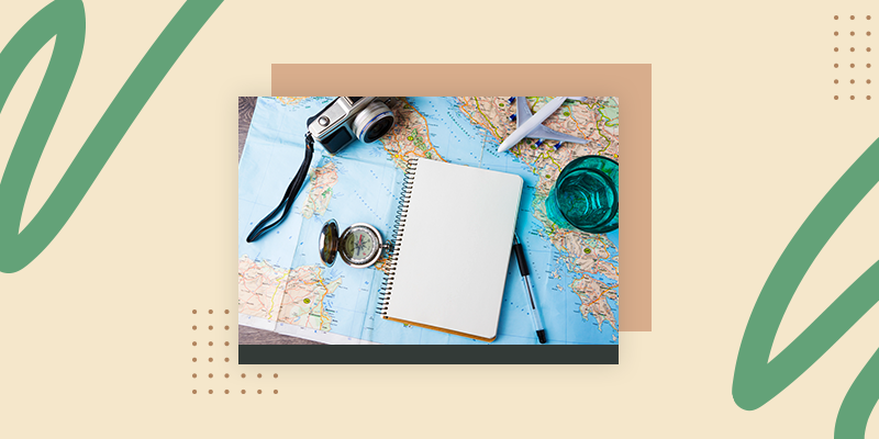 Travel Journal (Other Welcome Home Gift Ideas)