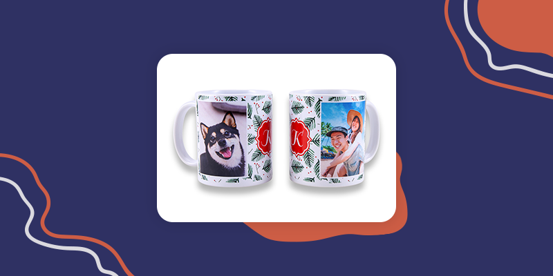 Collage.com Custom Photo Mug