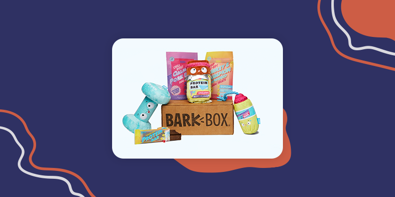 Subscription to Bark Box