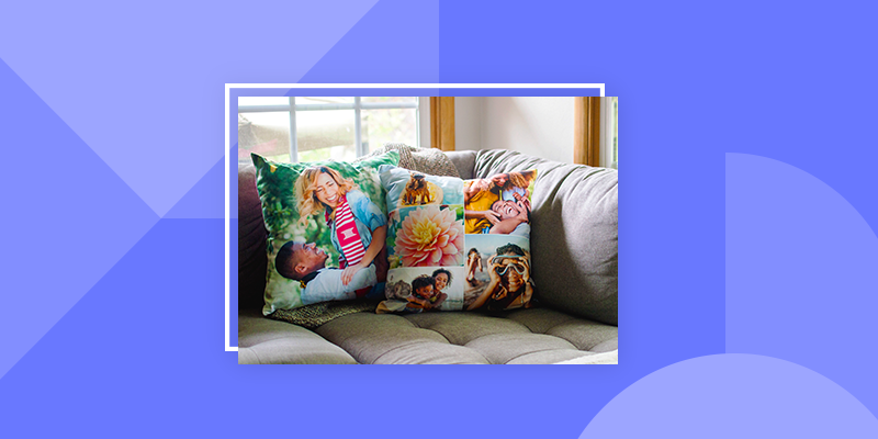 Collage.com Photo Throw Pillows