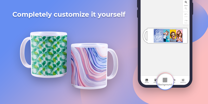 Step 5: Add Additional Design Elements To Your Mug