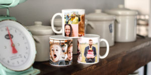 how to make your own photo mug