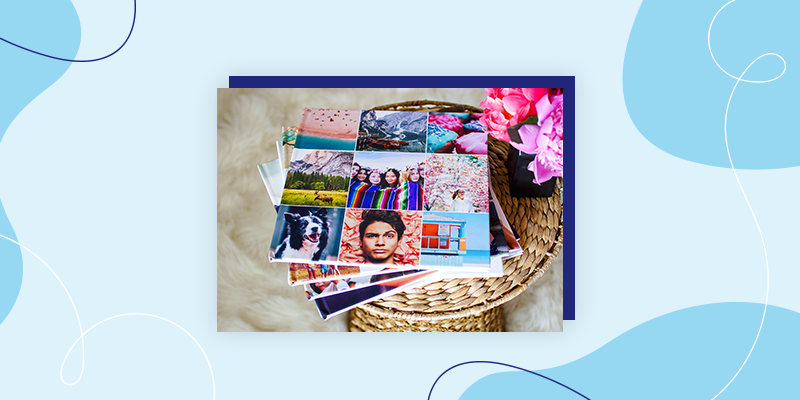 Collage Custom Photo Books