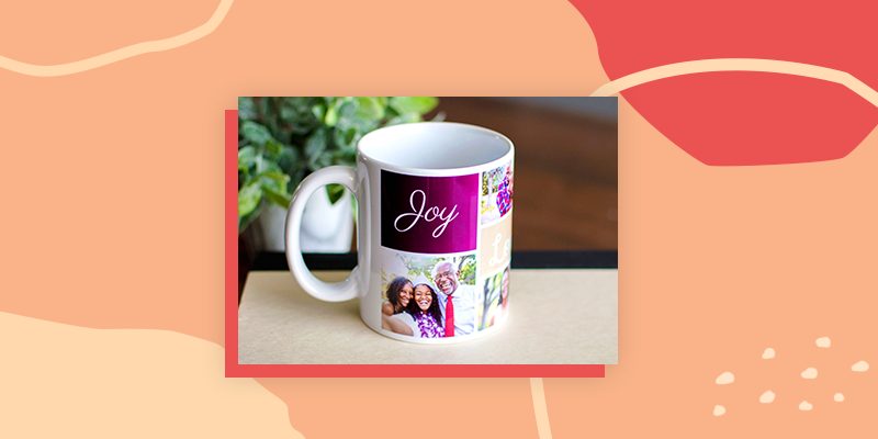 Collage.com Custom Photo Mugs