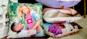 how to make a pillow with pictures