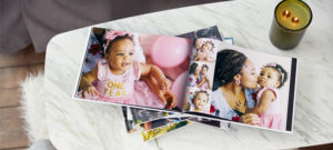 how to make a baby photo album