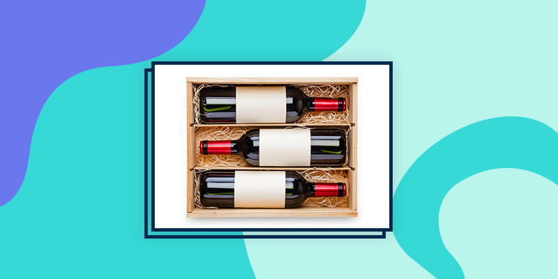 The Scriptic Anniversary Wine Box