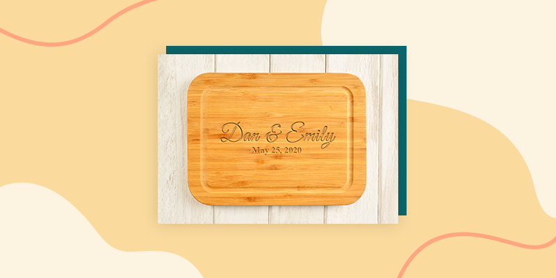 Bamboo Customized Cutting Board