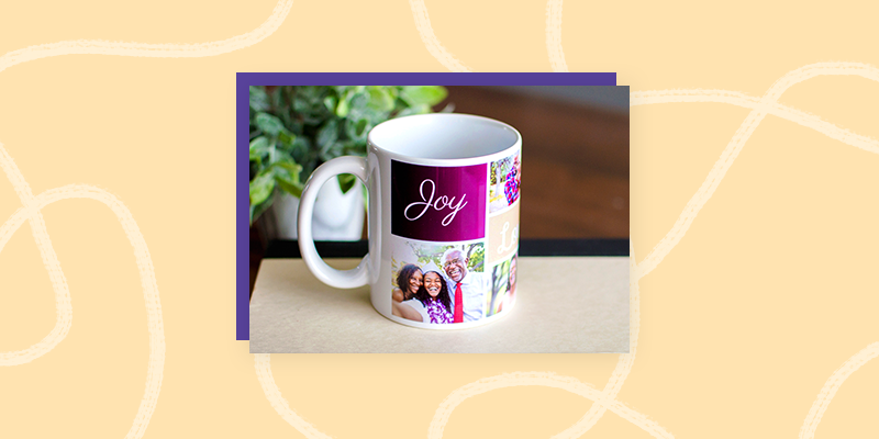 Collage.com Photo Mug