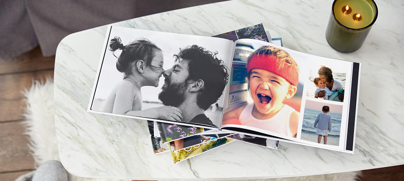 How toMake A Memory Photo Album