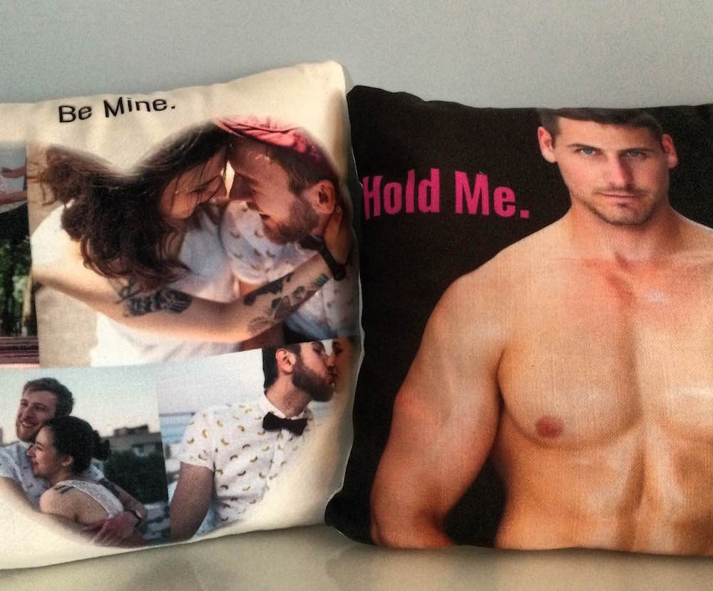 hot pillowgrams upclose