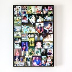 Class up your graduation party with a gallery wrap canvas